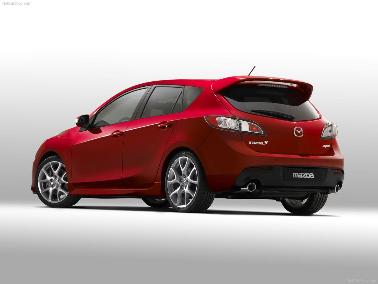 Mazda 3 MPS II BL
